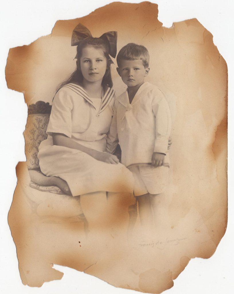 islikusi Smetonos vaiku foto