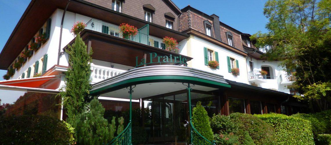 J.Caspersen nuotr: La Prairie viešbutis